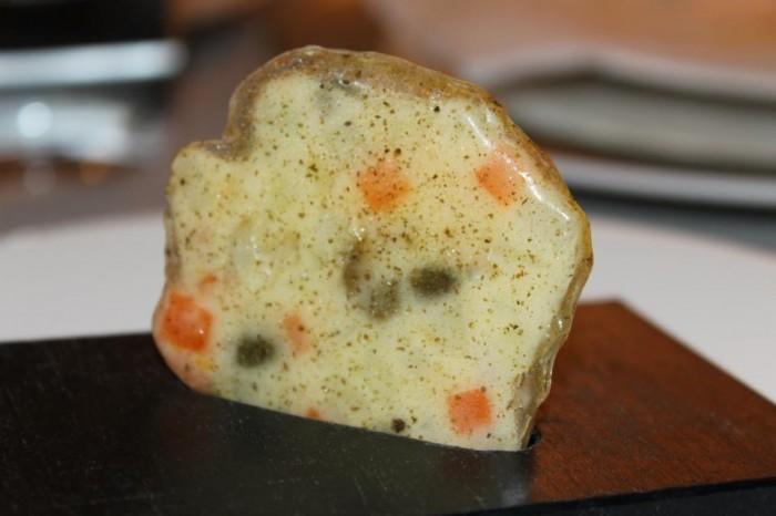 insalata russa caramellata di Carlo Cracco