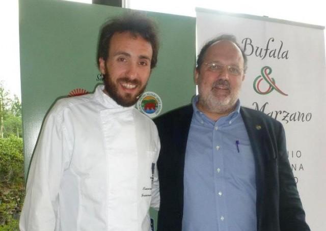 Francesco Sposito e Paolo Marchi