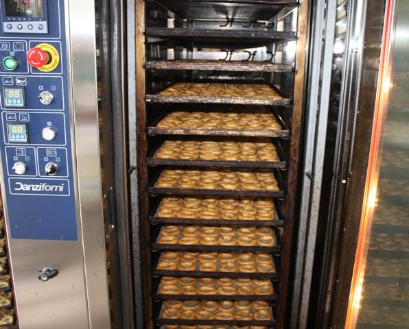 Taralli - Il controllo del forno
