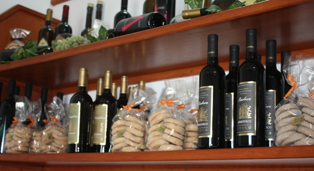 La dispensa de La Matarca - Qualche bottiglia di territorio
