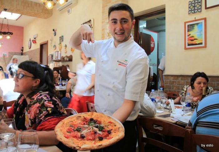 Pizzeria Oliva da Concettina ai Tre Santi, Ciro Oliva