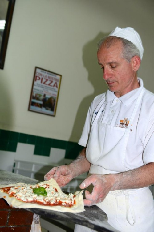Pizzeria Da Michele (Foto Luigi Savino)
