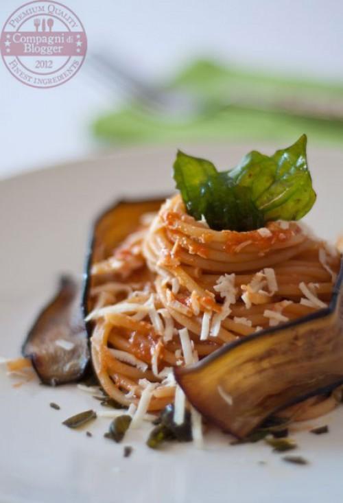 Spaghetti Di Oldani Al Profumo Di Norma Staffetta Estiva Di