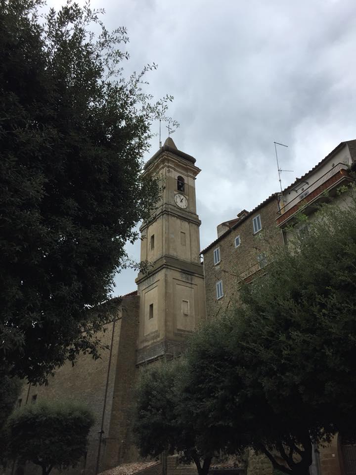 Uno scorcio di Farnese