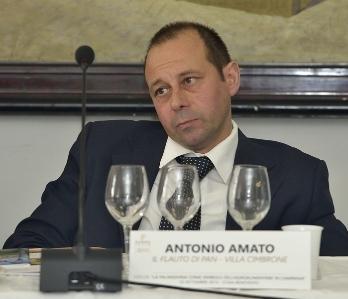 Antonio Amato - Il flauto di Pan di Villa Cimbrone