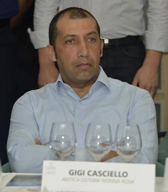 Luigi Casciello - Antica Osteria Nonna Rosa (Vico Equense)