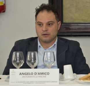 Angelo D'Amico - Le Macine dell'Hotel Il Mulino (Benevento)