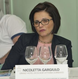 Nicoletta Gargiulo - Grand Hotel Excelsior Vittoria (Sorrento)