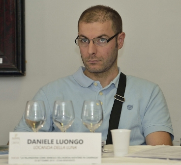 Daniele Luongo - La locanda della luna (San Giorgio del Sannio)
