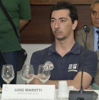 Luigi Marotti - Enoteca bar Elisa (Benevento)