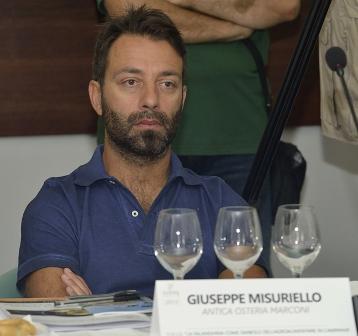 Peppe Misuriello - Antica Osteria Marconi (Potenza)