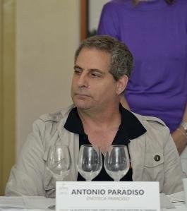 Antonio Paradiso - Enoteca Paradiso (Benevento)