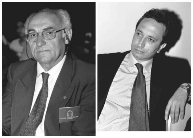 Antonio Caggiano e Luigi Moio