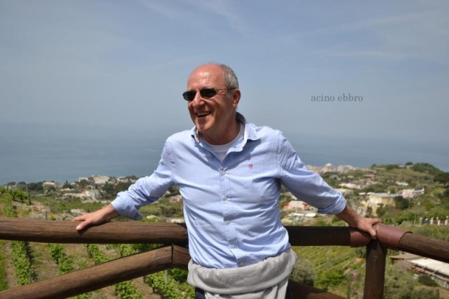 Francesco Iacono (foto Marina Alaimo)