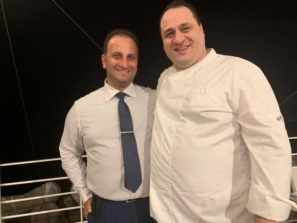 Antonio Indovino e Mario Cinque