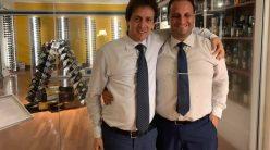 Eduardo Buonocore e Antonio Indovino
