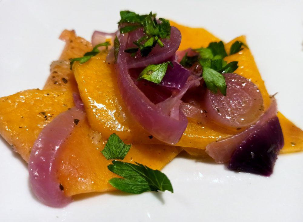Le Cocole - Antipasto - La Zucca Marinata con le cipolle