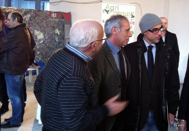 Eccellenze Campane Napoli Via Brin. Pasquale Buonocore, Paolo Scudieri e Antimo
