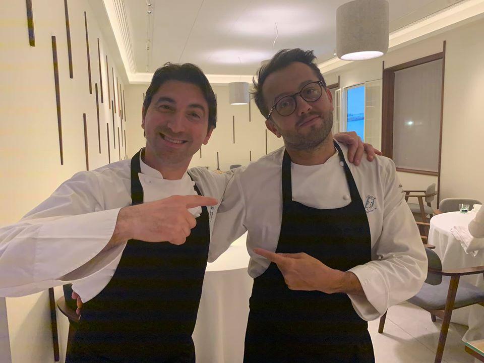 Alessandro Negrini e Fabio Pisani di Aimo e Nadia