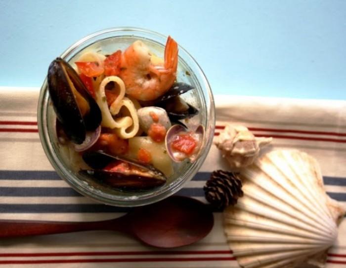 Campotti ai frutti di mare