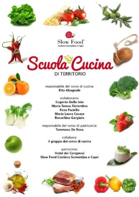 A scuola di cucina con Slow Food - Luciano Pignataro Wine&Food Blog