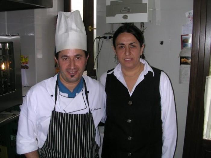 Antichi Sapori, Giuseppe Francese e Antonietta Mandara