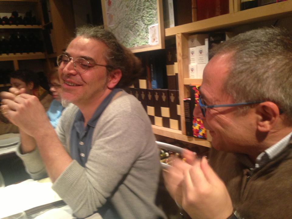 Maurizio Paparello e Giovanni Ascione