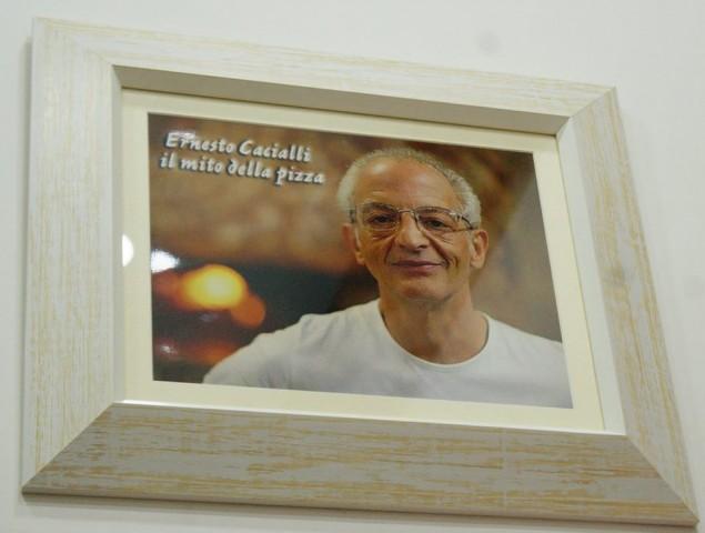 Il Presidente Ernesto cacialli