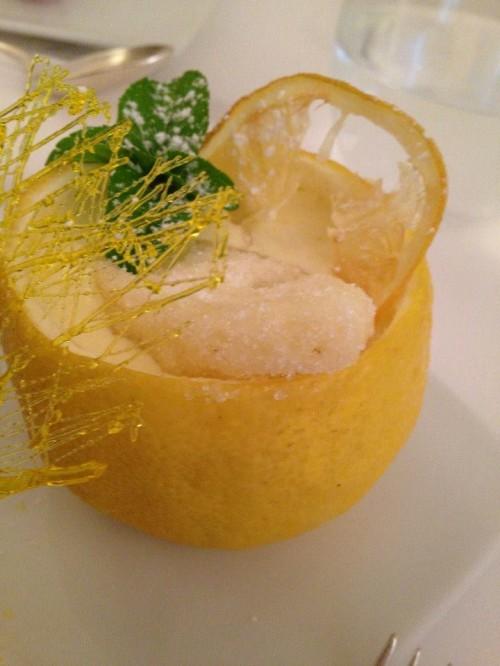 Don Alfonso, il Concerto al limone