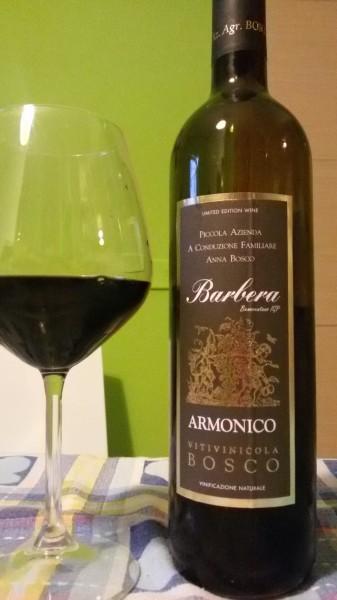 Armonico - Anna Bosco