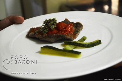 'A carn' a pizzaiol di Dino Masella