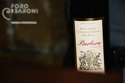 Il vino - Oro Rosso di Anna Bosco