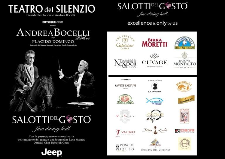 Salotti Del Gusto 2019.Salotti Del Gusto Celebra Il Maestro Bocelli Luciano Pignataro