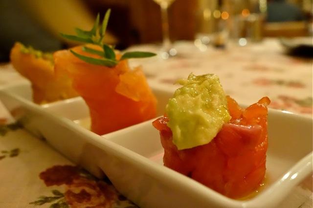 La thuile le coq au vin 14 20 luciano pignataro wine food blog - Bagna cauda vegana ...