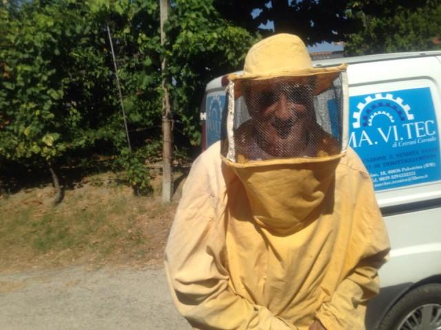 Giuseppe Fortunato...apicultore
