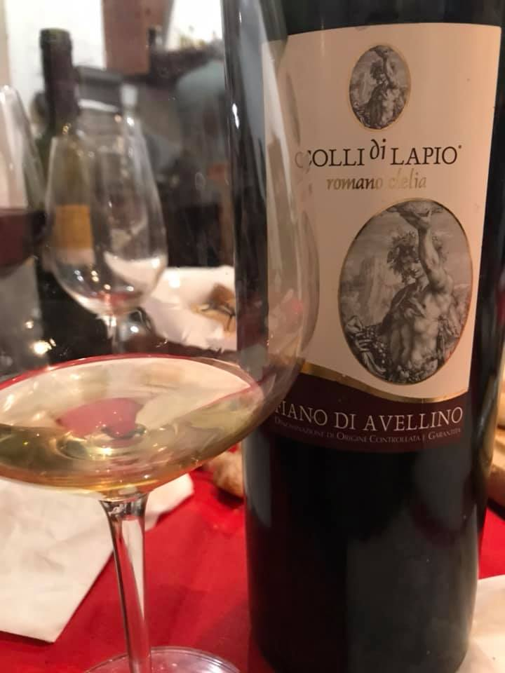 Fiano di Avellino 2004 Colli di Lapio