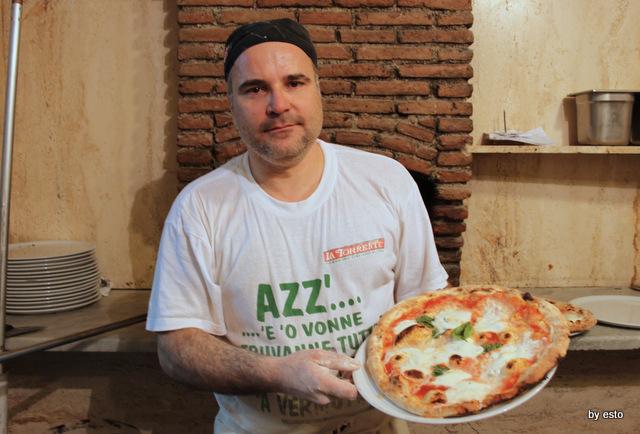 La Loggetta il pizzaiuolo