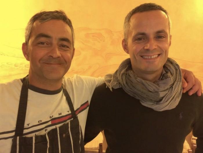 A Catagna, Crescenzo ed Elio Della Ragione