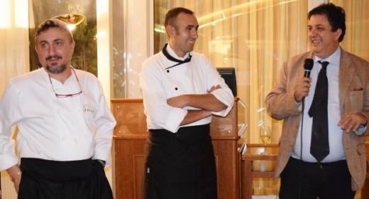 Pasquale Torrente, Pasquale De Simone e Luciano Pignataro
