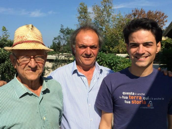 La Sibilla in tre generazioni: Vincenzo, Luigi e Vincenzo