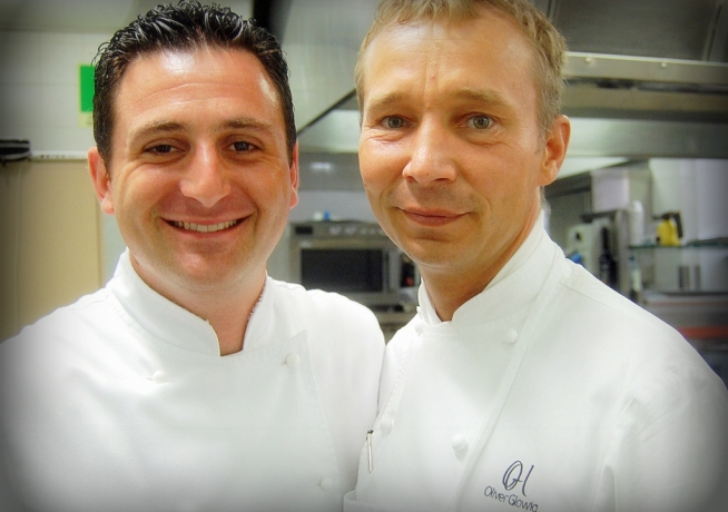 Domenico Iavarone e Oliver Glowig (Foto Lorenza Vitali Witaly