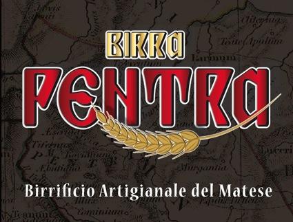 Birrificio Pentra: il marchio aziendale