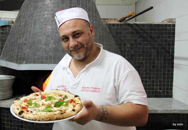 Pizzeria I Masanielli Francesco Martucci