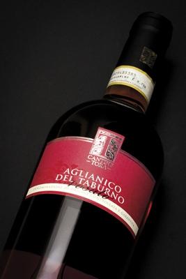Per Mamma Rai l'Irpinia dei vini non esiste  Rosato