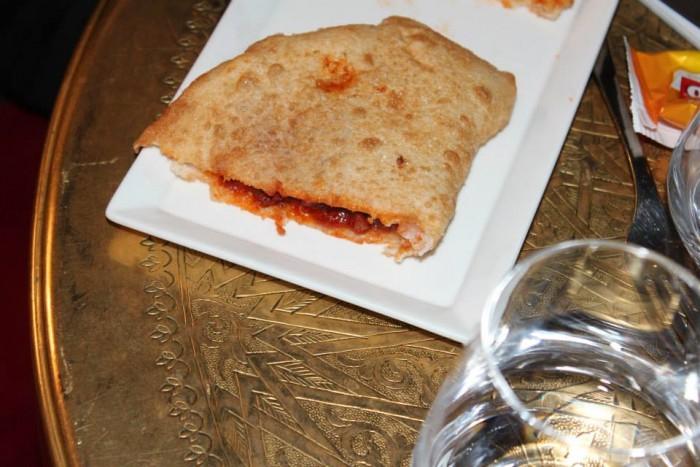 Pizza fritta con il soffritto di Enzo Coccia