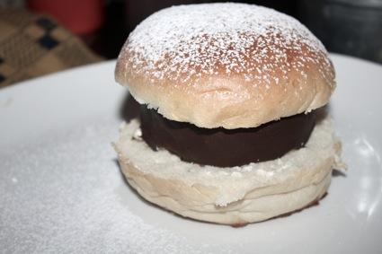 Sweet burger - 1