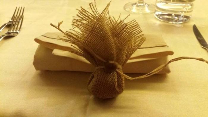 Acqua Gourmet, il sacchetto di nocciole