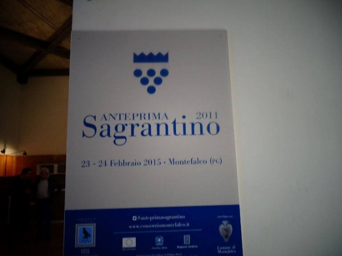 Anteprima Sagrantino 2011