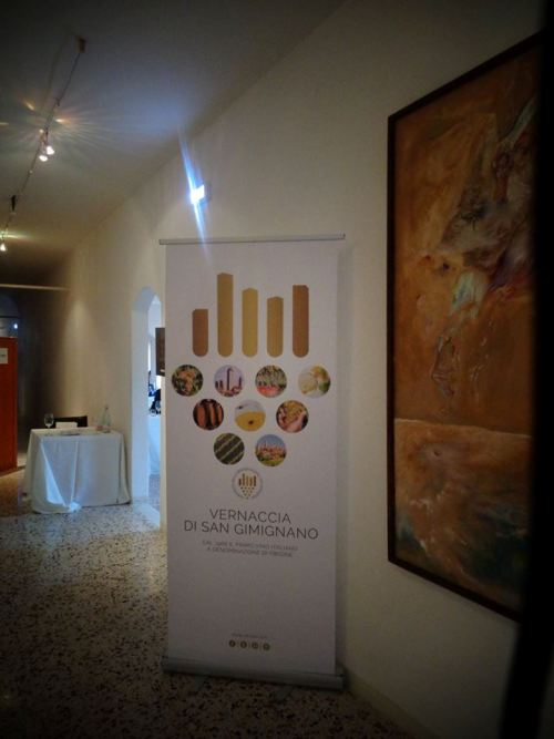 Anteprime Toscane, la Vernaccia di San Gimignano