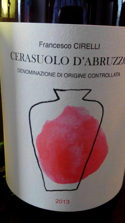 Cerasuolo D'Abruzzo 2013 Cirelli